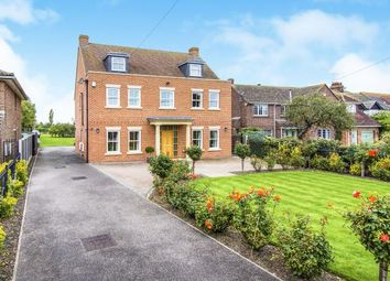 Thumbnail 5 bed detached house for sale in Bulphan, Upminster, Essex