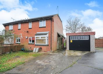 Thumbnail 1 bedroom end terrace house for sale in Granary Close, Devizes