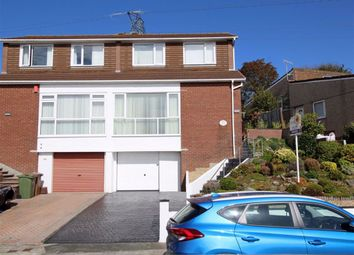 4 bed semi-detached house for sale in Fort Austin Avenue, Crownhill, Plymouth PL6