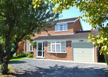 Thumbnail 4 bed detached house for sale in Hawthorn Close, Market Deeping, Peterborough