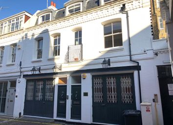 Thumbnail 3 bed mews house for sale in Adam And Eve Mews, London