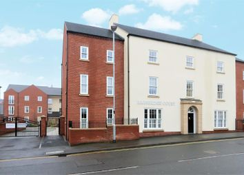 Thumbnail 2 bed flat for sale in Kilwardby Street, Ashby-De-La-Zouch