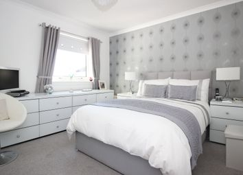 Thumbnail 1 bed flat for sale in 20/5 Greer Quadrant, Clydebank