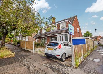 3 bed semi-detached house for sale in Priestland Avenue, Spondon, Derby DE21