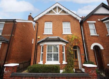 Thumbnail 3 bed detached house to rent in Liberty Hall Road, Addlestone