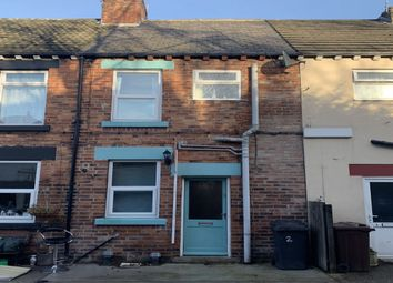 Thumbnail 3 bed terraced house to rent in Hall View, Chapeltown, Sheffield