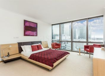 Thumbnail 1 bed flat to rent in West India Quay, Hertsmere Road, Canary Wharf