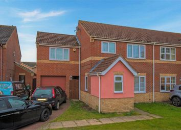 Thumbnail 4 bed semi-detached house for sale in Macpherson Robertson Way, Mildenhall, Bury St Edmunds, Suffolk