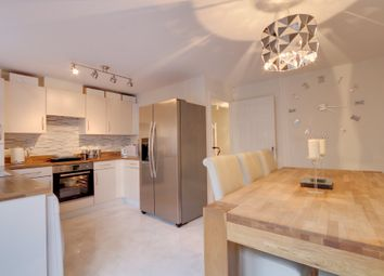 Thumbnail 4 bed terraced house for sale in Tillhouse Road, Cranbrook, Exeter