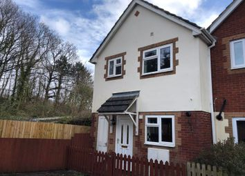 Thumbnail 4 bed semi-detached house to rent in Bridge Court, Pottery Road, Bovey Tracey