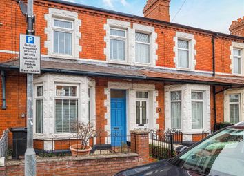 3 bed terraced house for sale in Brunswick Street, Canton, Cardiff CF5