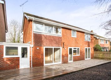 Thumbnail 6 bed detached house for sale in St Johns Glebe, Rownhams, Southampton