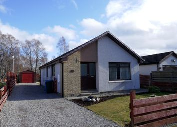 Thumbnail 3 bedroom detached house for sale in Callart Road, Aviemore