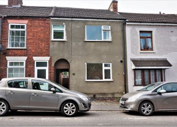 Thumbnail 4 bed terraced house for sale in Whitehill Road, Ellistown