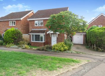 Thumbnail 4 bed detached house for sale in Otter Way, Eaton Socon, St. Neots