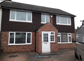 Thumbnail 4 bed semi-detached house to rent in Chesterton Road, Spondon, Derby