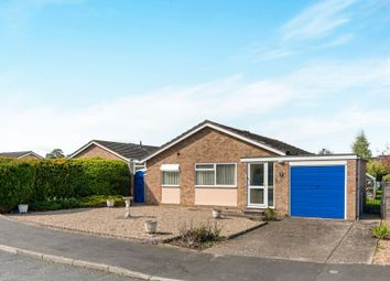 Thumbnail 3 bedroom detached bungalow for sale in Hawk Crescent, Diss