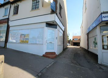 Retail premises to let in Wickham Road, Shirley, Surrey CR0