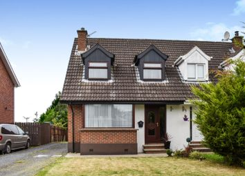3 bed semi-detached house for sale in Moorland Park, Ballinderry Upper, Lisburn BT28