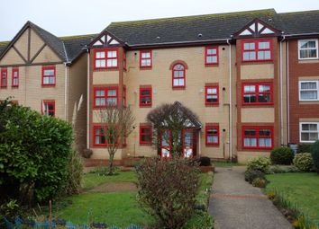 Thumbnail 2 bed flat for sale in Adrian Court, Alexandra Road, Lowestoft