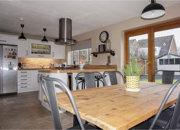 Thumbnail 3 bed detached house for sale in Pyhill, Bretton, Peterborough
