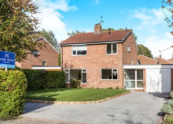Thumbnail 4 bed detached house for sale in Ambleside Court, Congleton