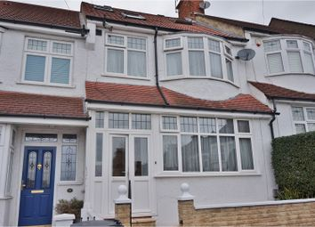Thumbnail 5 bedroom terraced house for sale in Parry Road, London