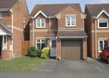 Thumbnail 3 bed detached house for sale in Creed Road, Oundle, Peterborough