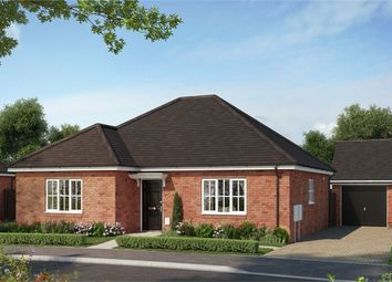 Thumbnail 2 bed detached bungalow for sale in Wicken Lea, Bury Water Lane, Newport, Saffron Walden, Essex