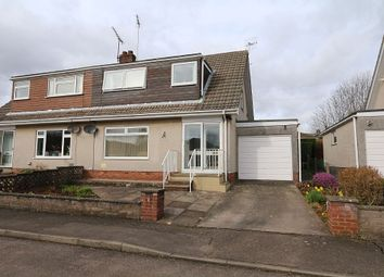 Thumbnail 3 bed semi-detached house for sale in 13 St. Ronans, Station Road, Abergavenny, Sir Fynwy