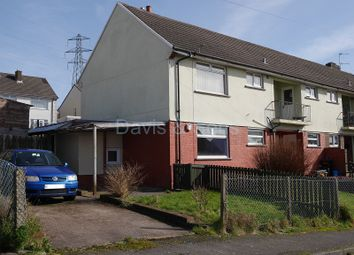 Thumbnail 2 bed flat for sale in Lloyd Avenue, Crumlin, Newport.