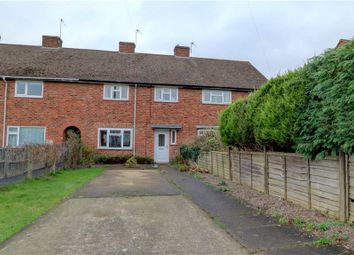 Thumbnail 3 bed terraced house for sale in Unitt Road, Quorn, Loughborough