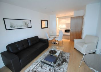 Thumbnail 1 bedroom flat for sale in Waterhouse Apartments, Saffron Central Square, Croydon, Surrey