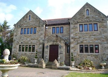 Thumbnail 6 bed detached house for sale in Crows Nest, Radcliffe Road, Bolton