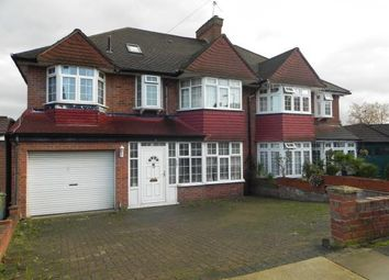 Thumbnail 6 bedroom semi-detached house for sale in Alington Crescent, London