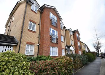 Thumbnail 2 bed flat for sale in Hutton Grove, London