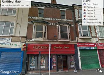 Retail premises to let in Market Place, Wednesbury WS10