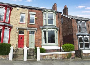 Thumbnail 5 bedroom semi-detached house for sale in Brook Road, Meersbrook, Sheffield