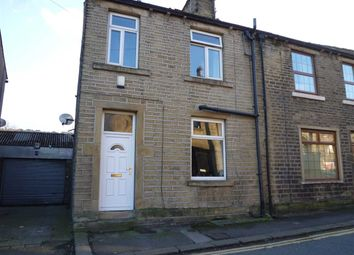 Thumbnail 2 bed end terrace house for sale in George Street, Milnsbridge, Huddersfield