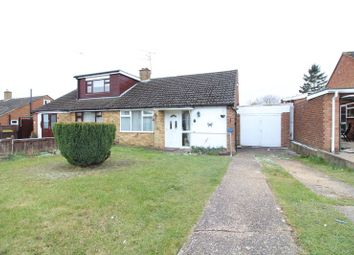Thumbnail 2 bedroom bungalow to rent in Calverton Road, Luton
