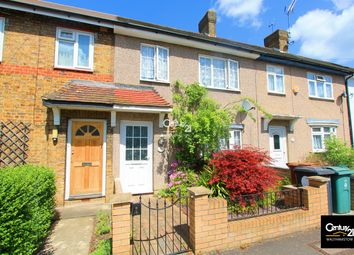 Thumbnail 3 bedroom terraced house for sale in Penrhyn Crescent, London