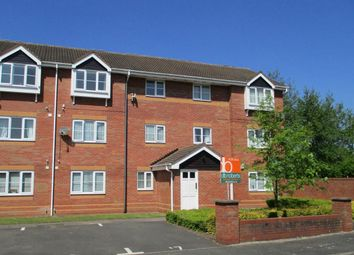 Thumbnail 2 bedroom flat for sale in Morville Croft, Bilston, Wolverhampton