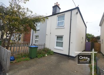 Thumbnail 4 bed semi-detached house to rent in Shirley Park Road, Southampton, Hampshire