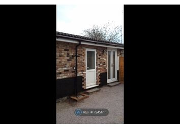 Thumbnail 1 bed bungalow to rent in Wellington Road, Bilston
