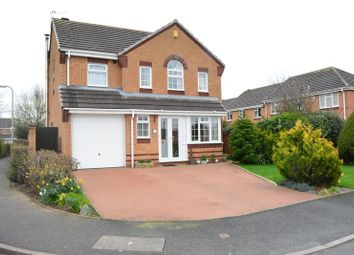 Thumbnail 4 bed detached house for sale in Fallow Deer Lawn, Newport
