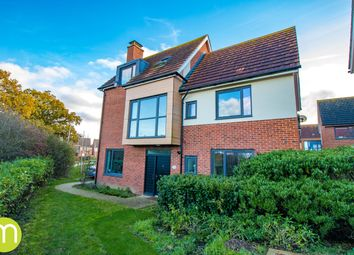 Thumbnail 4 bed detached house for sale in Flame Way, Colchester