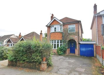 Thumbnail 3 bed detached house to rent in Church Hill, Aldershot