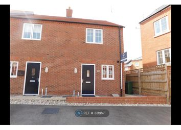 Thumbnail 2 bed end terrace house to rent in Needlepin Way, Buckingham