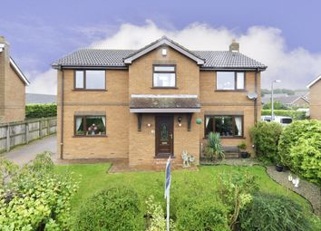 Thumbnail 4 bed detached house for sale in Airedale Drive, Bridlington