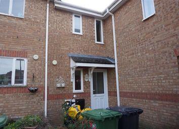 Thumbnail 1 bedroom terraced house for sale in Southgates Drive, Fakenham